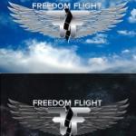 Логотип для Freedom Flight Movie Studio
